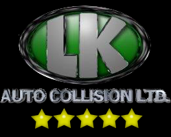 LK Auto Collisions LTD. Logo